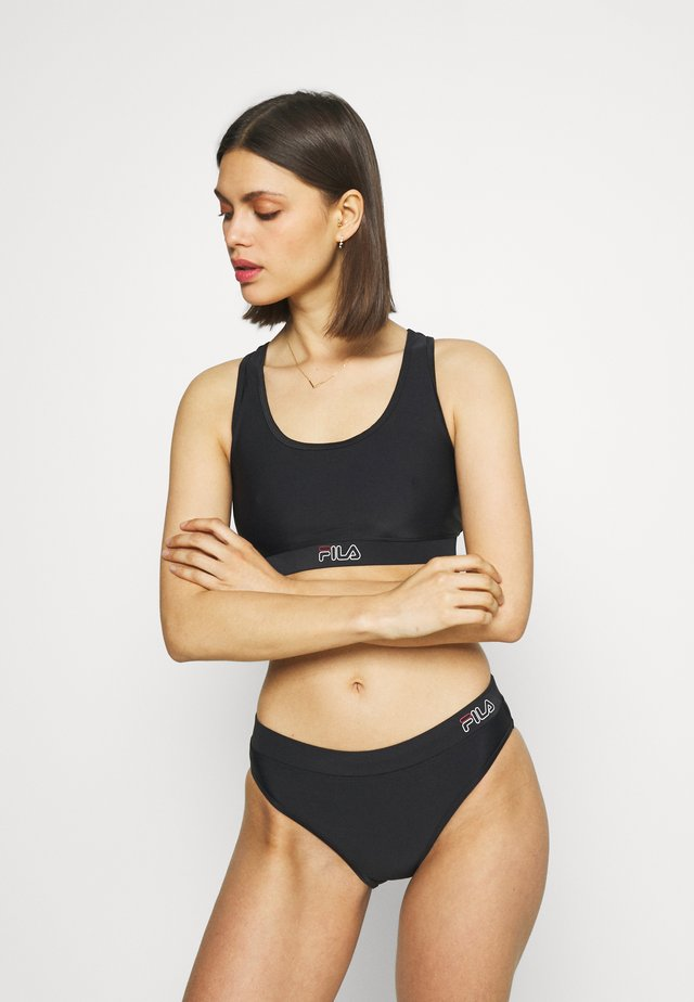 YAKIMA SET - Bikiny - black