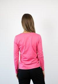 Biyoga - Long sleeved top - rosa - 1