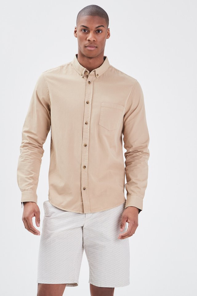 Camisa - beige clair
