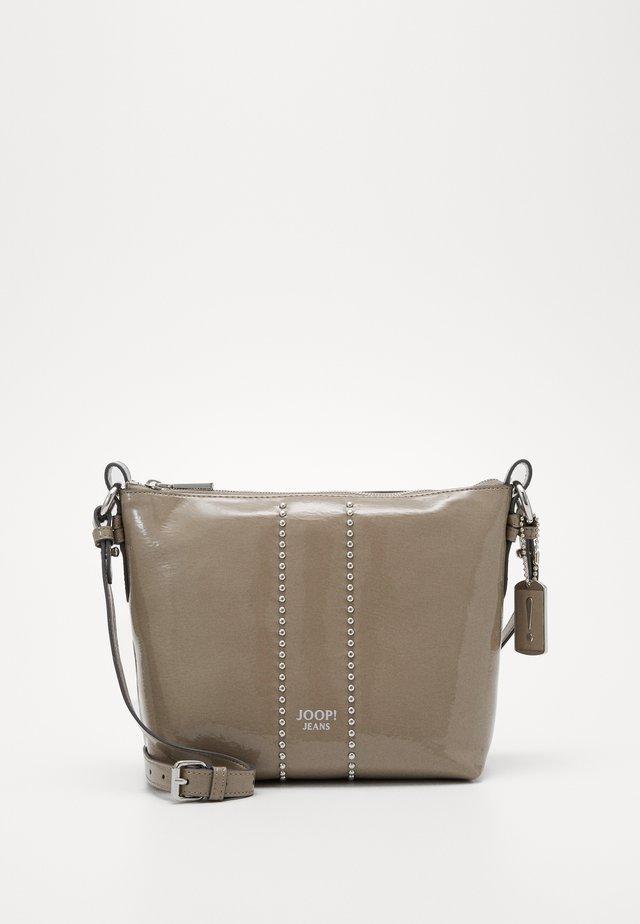 COCCOLONE DALIA  - Handbag - taupe
