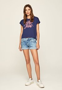 Pepe Jeans - SIOUXIE - Jeansshorts - denim - 1