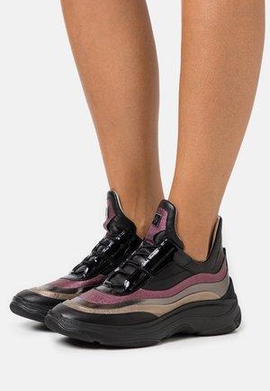 Sneakers - schwarz/multicolor
