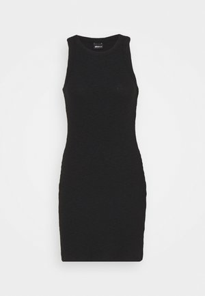COLETTE PETITE DRESS - Jerseyjurk - black