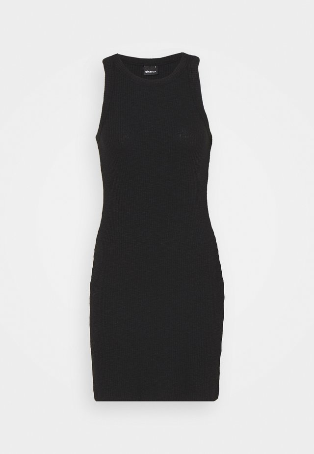 COLETTE PETITE DRESS - Sukienka z dżerseju - black