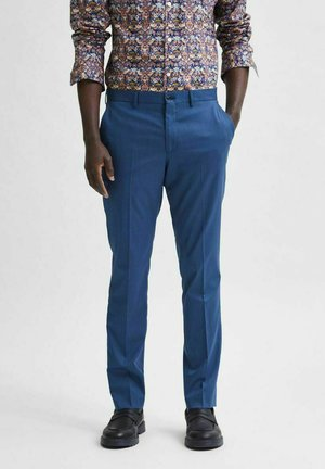 Suit trousers - blue ashes