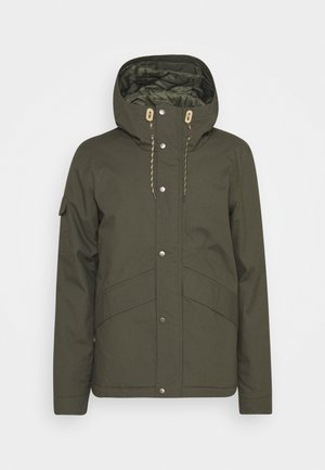 SHORT JACKET - Winterjas - army