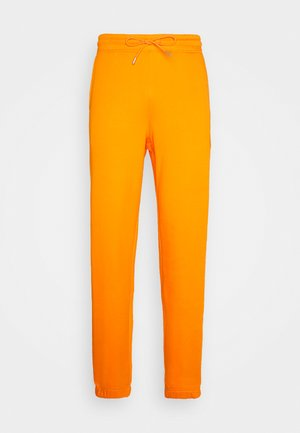 HANGER TROUSERS - Tracksuit bottoms - orange