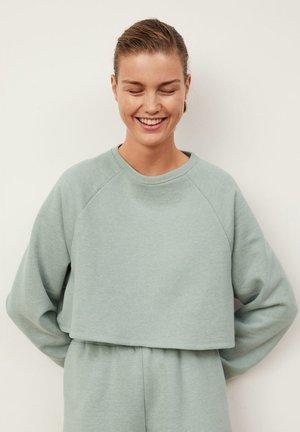 HYGGE55 - Sweatshirt - pastel green