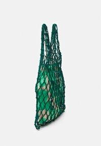 Marimekko - BARITA PIENI UNIKKO BAG - Tote bag - dark green/green/beige - 1