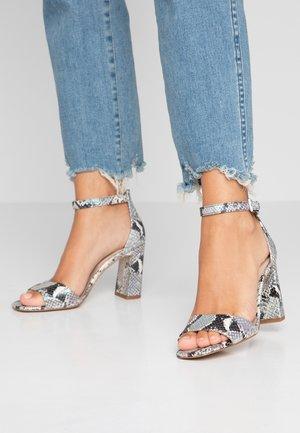 UNIOLIA - High heeled sandals - purple