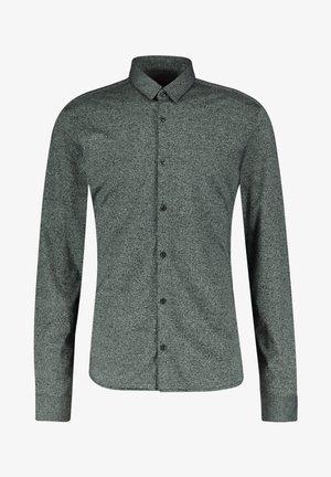 """HUGO HERREN HEMD """"ERO3-W"""" EXRA SLIM FIT LANGARM - Shirt - dark grey"""