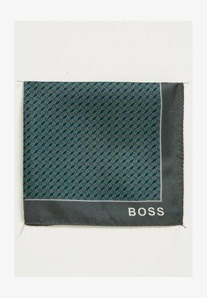 Pocket square - dark green