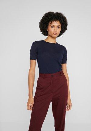 MARIA - Basic T-shirt - dark navy