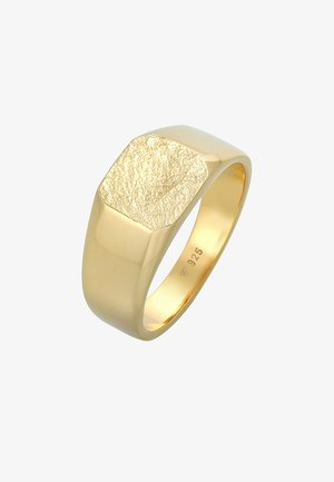 SQUARE CHUNKY - Bague - gold