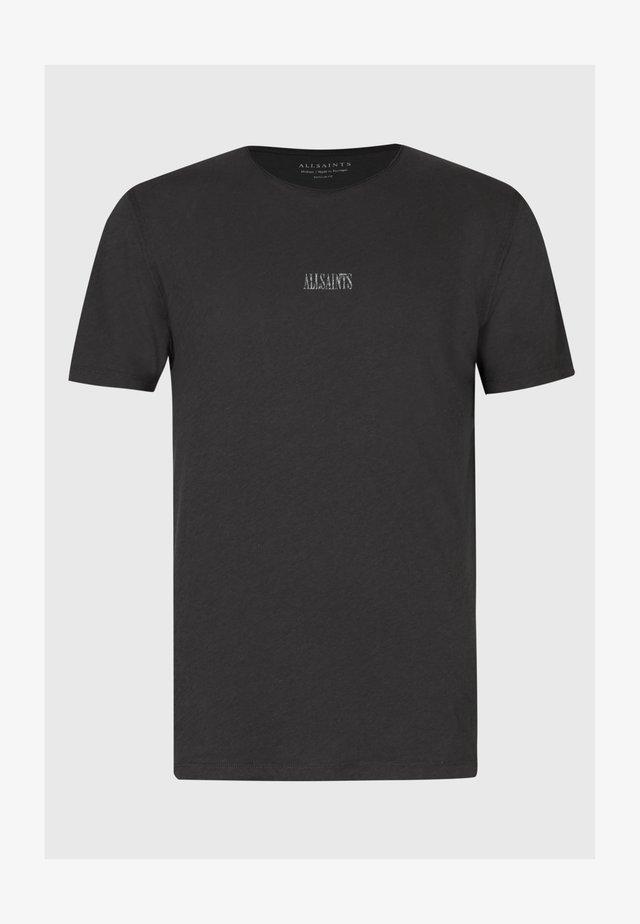 STATE FIGURE - T-shirt basic - black