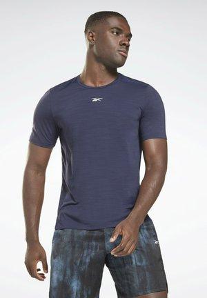 ACTIVCHILL MOVE - Print T-shirt - blue