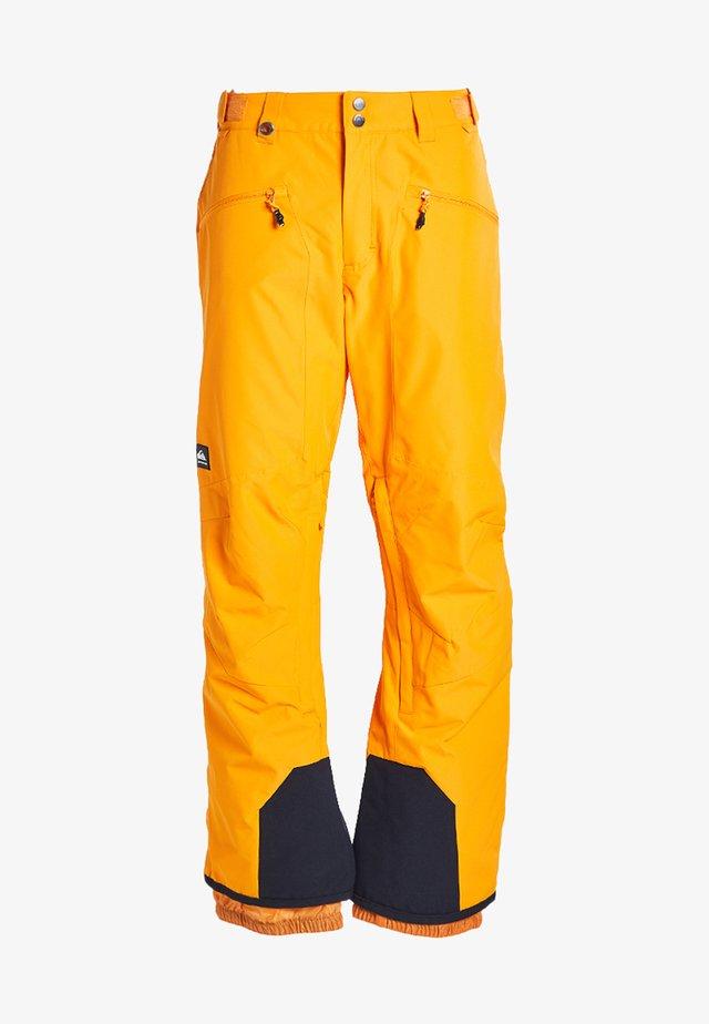 BOUNDRY  - Snow pants - flame orange