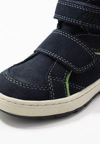 Lurchi - DILO-TEX - Baskets montantes - navy - 2