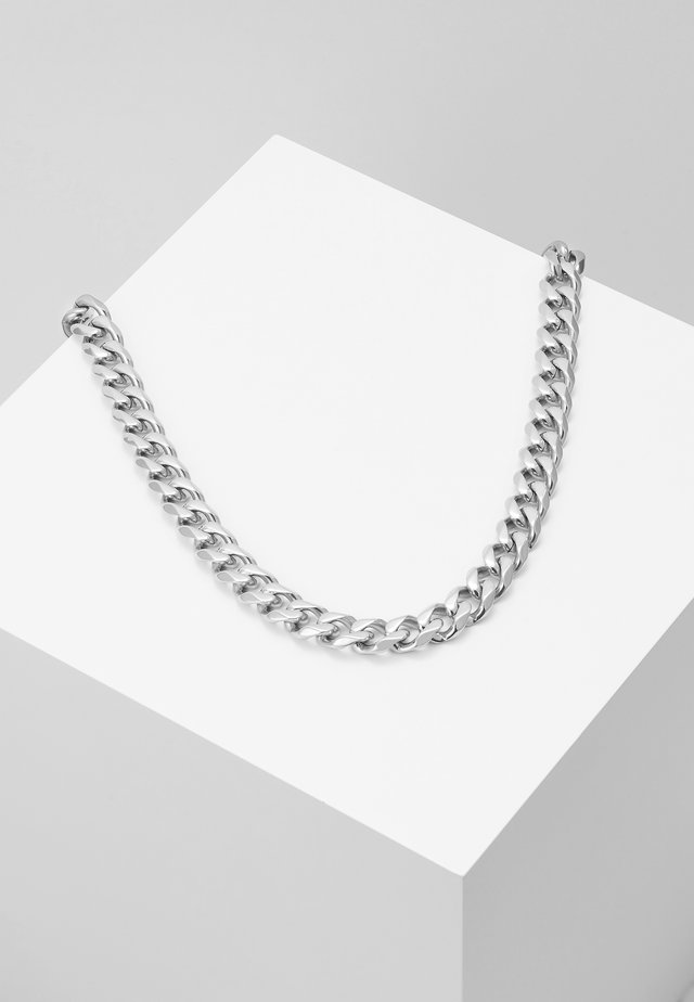 TRANSIT - Necklace - silver-coloured