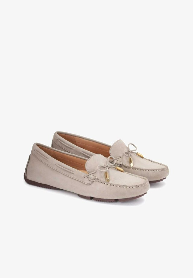 LYNDI - Loaferit/pistokkaat - grey