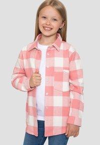 Threadgirls - ELLIE - Button-down blouse - pink - 0