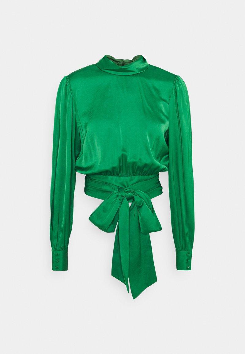 HUGO - CAVERI - Blouse - medium green