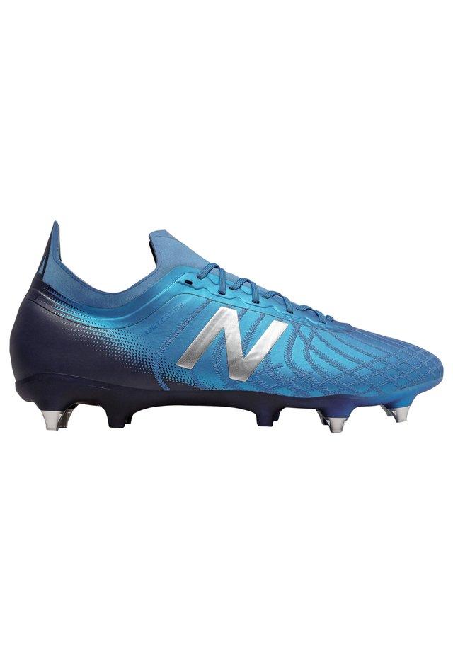 TEKELA V2 PRO SG FUSSBALLSCHUH HERREN - Fotbolsskor skruvdobbar - vision blue