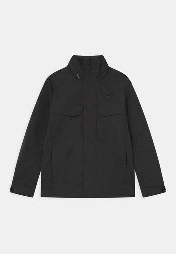 FIELD - Sportovní bunda - black