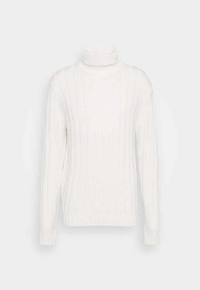 DRAKEN - Maglione - vintage white