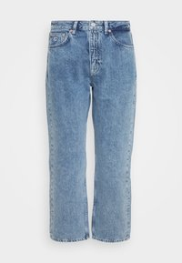 Tommy Jeans - HARPER - Straight leg jeans - marcia mid blue - 3