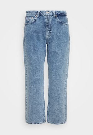 HARPER - Jeans a sigaretta - marcia mid blue
