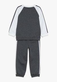 adidas Performance - JUVE - Dres - dark grey heather/cream white - 1