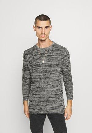 MARTIN  - Strickpullover - light grey