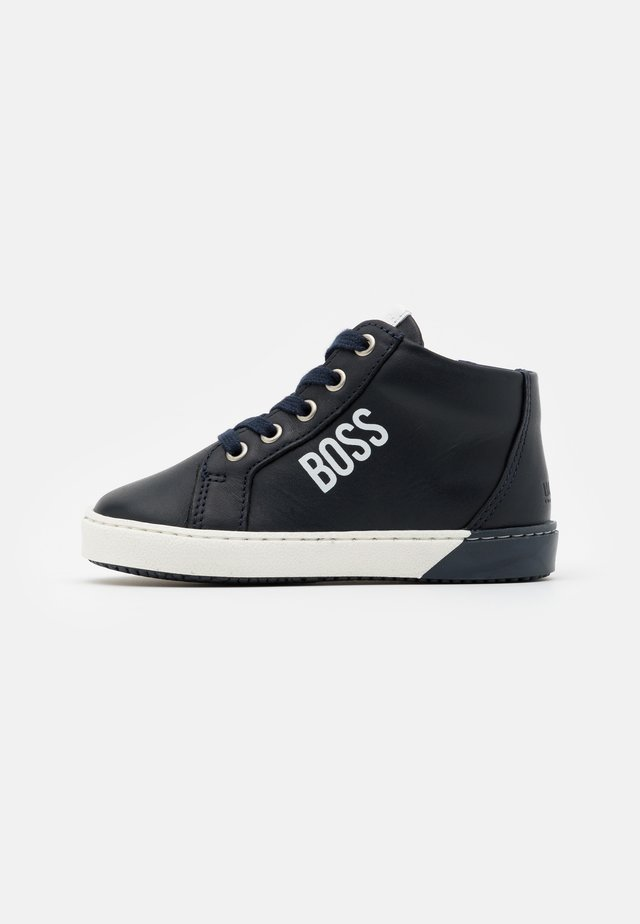 TRAINERS - Baskets montantes - navy