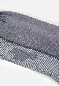 Marc O'Polo - SOCKS 4 PACK - Socks - grey - 1