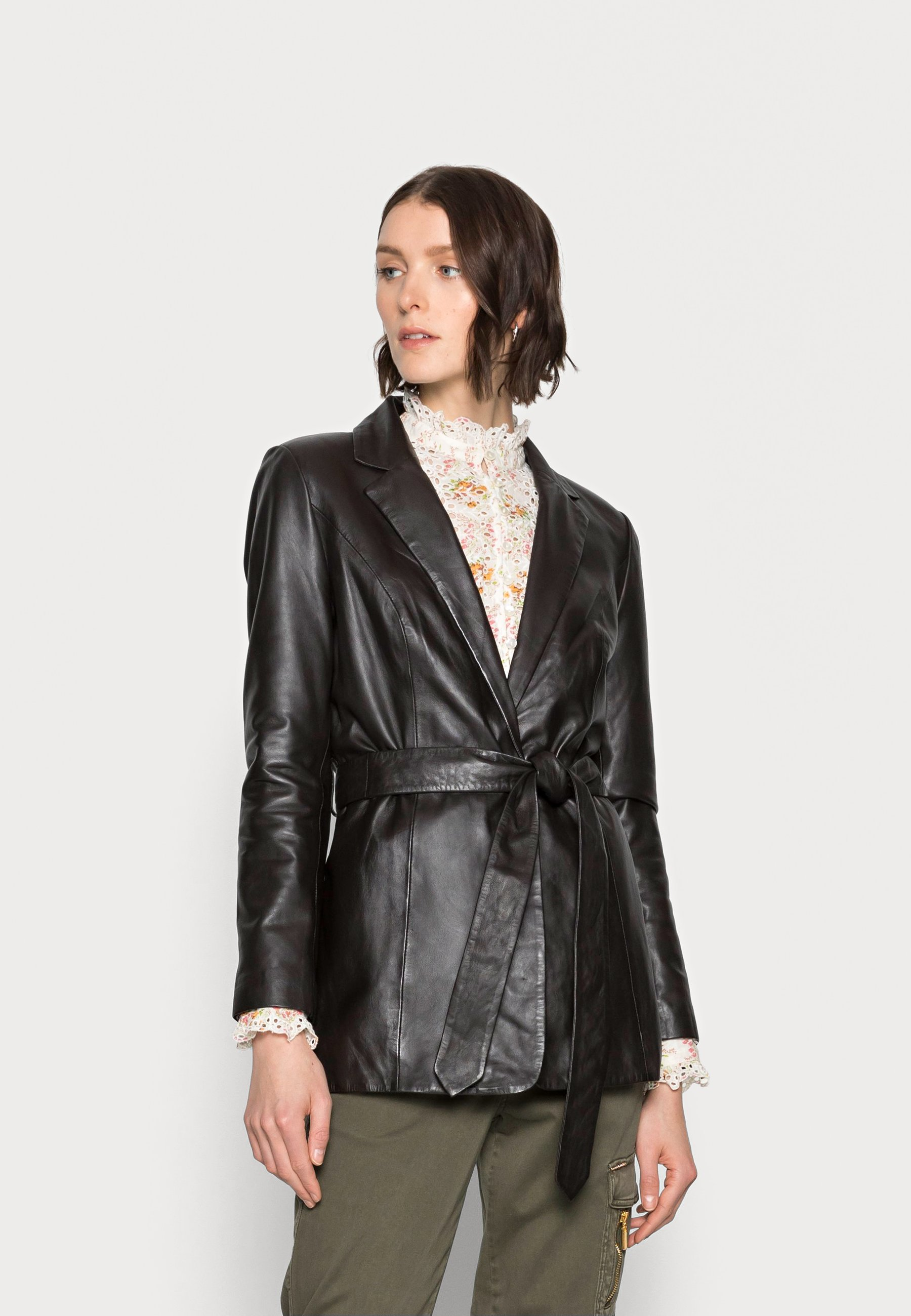 Women JOLY - Leather jacket