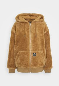 BDG Urban Outfitters - ROSIE HOODED - Zimní bunda - parchment - 6