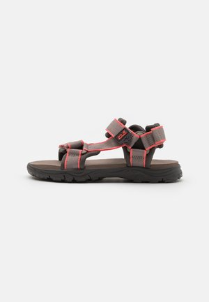 SEVEN SEAS 3 UNISEX - Walking sandals - clay/rose