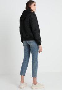 Alpha Industries - Light jacket - black - 2