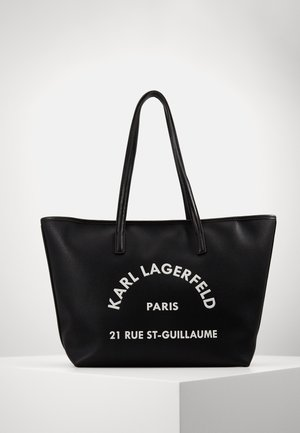 GUILLAUME TOTE - Tote bag - black