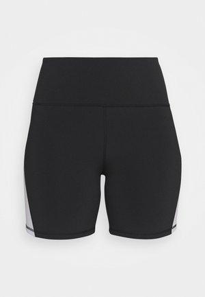 ALL ROUNDER BIKE SHORT - Leggings - black