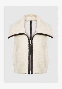 Reiss - Waistcoat - white - 4