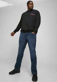 Jack & Jones - Slim fit jeans - blue denim - 4