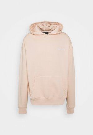 LOGO HOODIE UNISEX - Sweater - peach