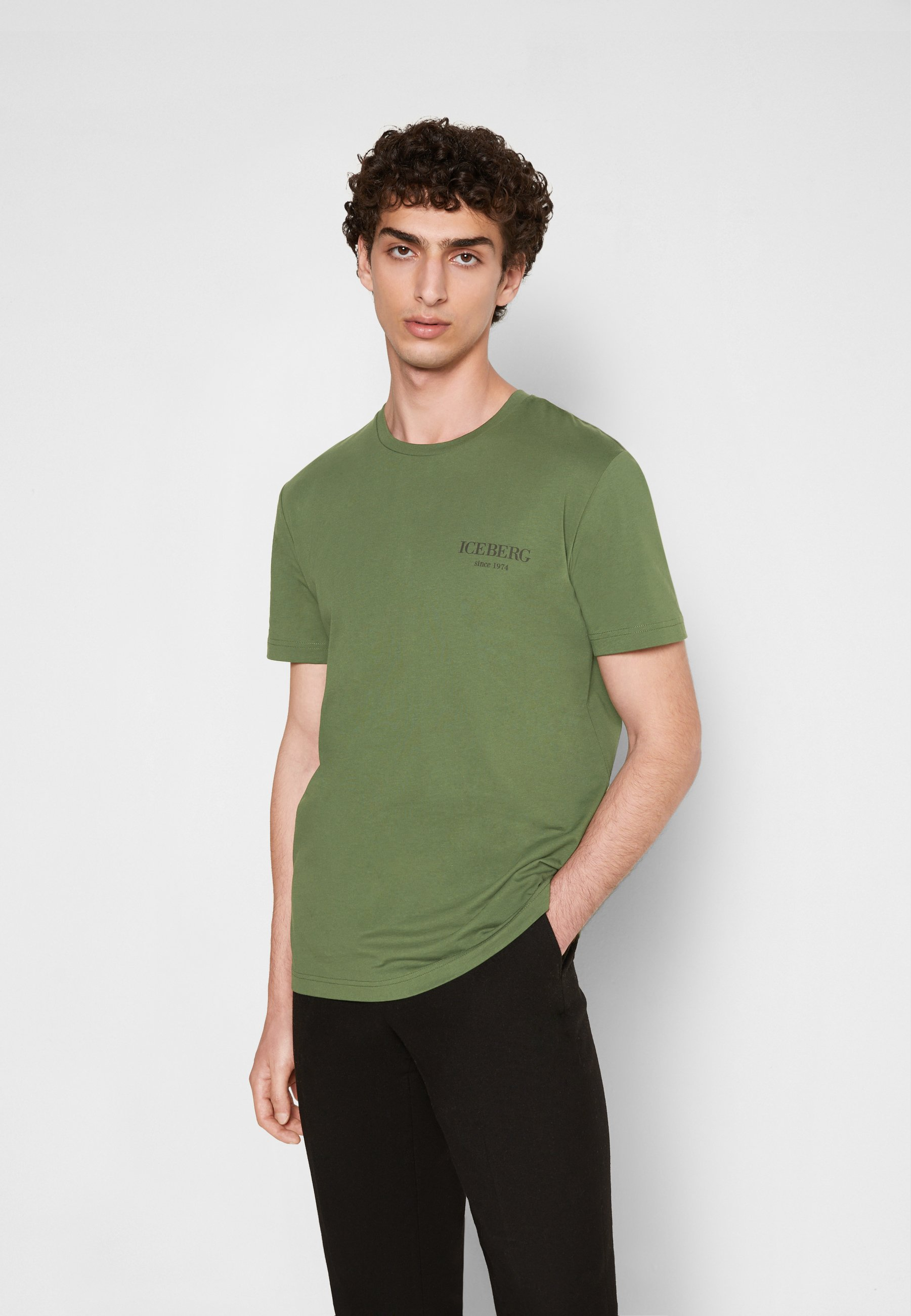 Herren CARTOON OUTLINE - T-Shirt print