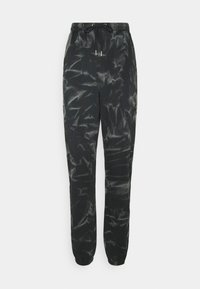 Missguided Petite - TALL TIE DYE 90S JOGGER - Pantalones deportivos - grey - 0