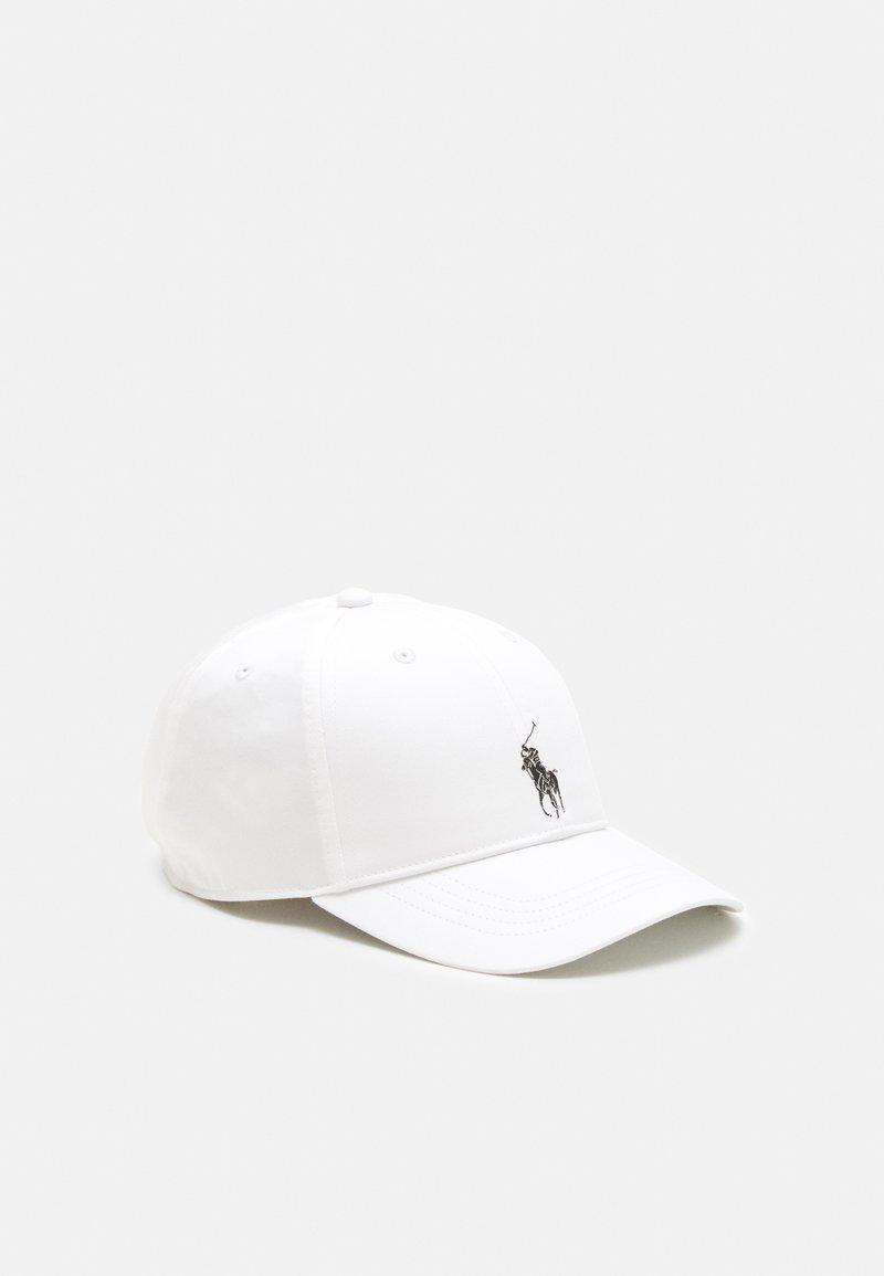 Polo Ralph Lauren - BASELINE HEADWEAR HAT UNISEX - Kšiltovka - white