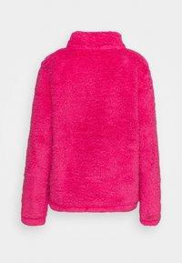 GAP - HALFZIP - Fleece jumper - bold pink - 1