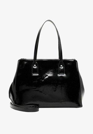 SHOPPER - Käsilaukku - black finish
