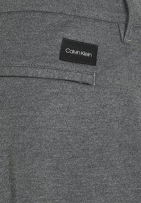 Calvin Klein - PUNTO MILANO PANT - Trousers - grey - 2